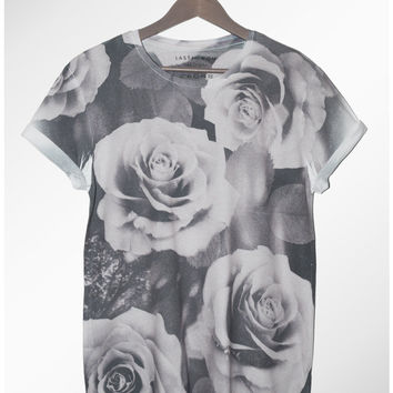 SWGNT — Last But Won B+W Cinema Rose Tee