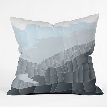 Gabi Now Im Found Throw Pillow
