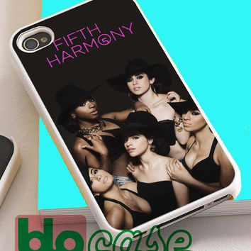 Fifth Harmony For Iphone 4/4s, iPhone 5/5s, iPhone 5C, iphone 6, and iPhone 6 Plus Case