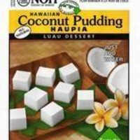 Coconut Pudding - Haupia mix NOH