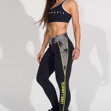 Platinum Bond-in Legging