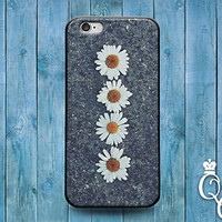 Cute Asphault Flower Daisy Sunflower Case Cute Cover iPod iPhone Cool Girly Girl