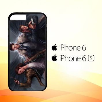 Supernatural Painting Art Y0736 iPhone 6|6S Case