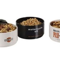 Harley-Davidson® Pre-Luxe Can Snack Set HDL-18524