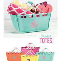 Market Tote | Solid Collection