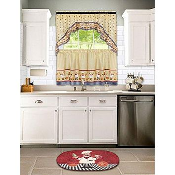 Ben&Jonah Collection Braided Rug 20 x 30 - Chef