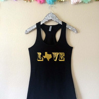 Texas Love -- Tank Top