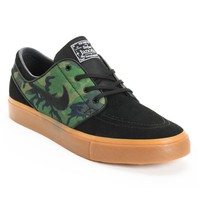 "Nike SB Zoom Stefan Janoski ""Jungle Camo"" & Black"