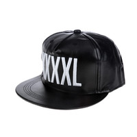 Korean Embroidery Alphabet Hip-hop Hats Men Casual Cap [4917729348]
