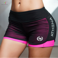Quick Dry Dual Layer Workout Shorts