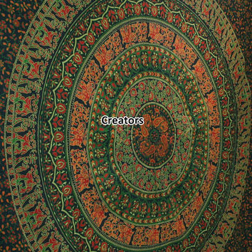 Hippie Tapestry mandala tapestry Wall Hanging elephant Tapestry wall decor curtain tapestry Bohemian Wall Tapestries