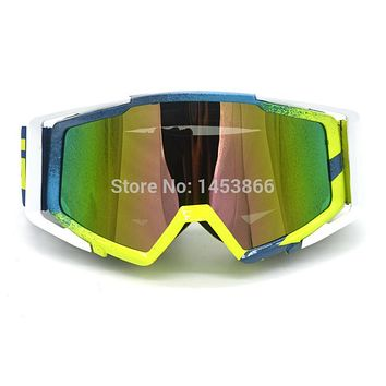motocross helmet goggles Grafitti moto cross dirtbike motorcycle helmets goggles glasses skiing skating eyewear