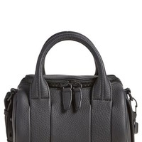 Alexander Wang 'Mini Rockie - Matte' Leather Crossbody Satchel | Nordstrom