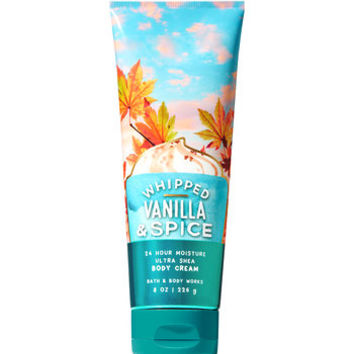 WHIPPED VANILLA & SPICEUltra Shea Body Cream