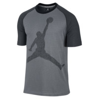 Jordan Jumbo Jumpman Men's T-Shirt, by Nike Size Small (Cool)