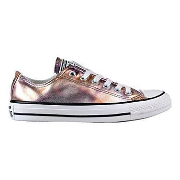 converse chuck taylor all star ox men s shoes dusk pink white black 157654f