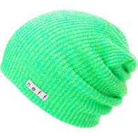 Neff Daily Heather Tennis & Cyan Beanie  at Zumiez : PDP