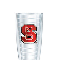 North Carolina State University Tumbler -- Customize with your monogram or name!