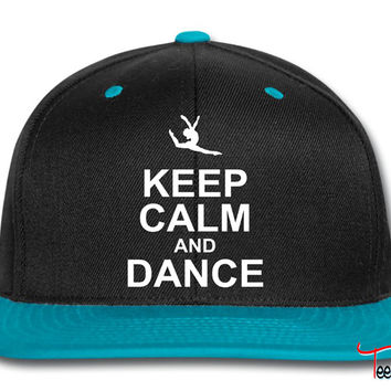 keep calm and dance Snapback