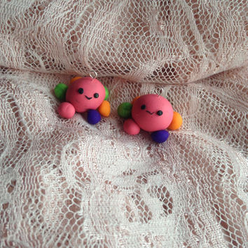 Squidgy earrings!