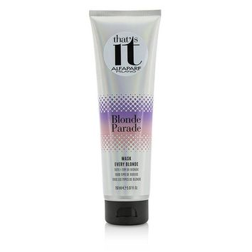 That's It Blonde Parade Mask (For Every Blonde) - 150ml-5.07oz