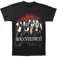 Black Veil Brides Men's  What What Slim Fit T-shirt Black