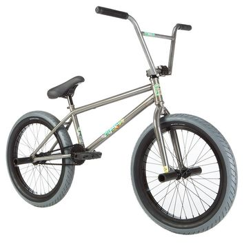 FIT 2019 BEGIN FC GLOSS CLEAR COMPLETE BMX BIKE