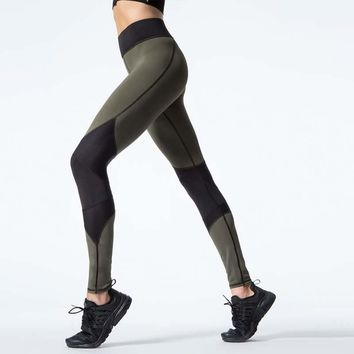 Sports Permeable Slim Yoga Pants Gym Leggings [11275907527]