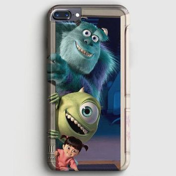 Monsters Inc Quotes iPhone 7 Plus Case