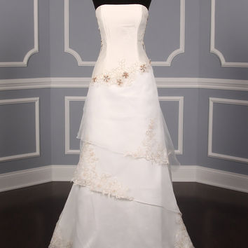St. Pucchi Valencia Z134 Wedding Dress on Sale - Your Dream Dress