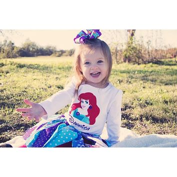 Little Mermaid Ariel shirt