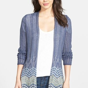 Women's NIC+ZOE 'Celeste' Long Cardigan,