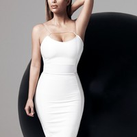 Kardashian Bodycon Midi Dress