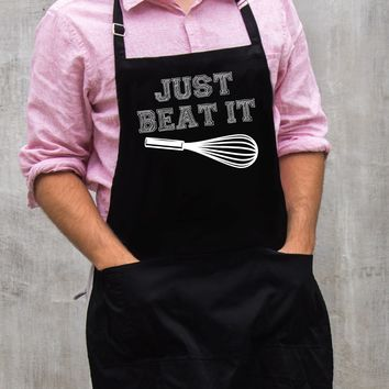 Just Beat It Apron