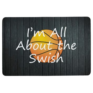 TOP Nothing But Swish Floor Mat