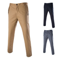 Men's Casual Slim Fit Pants