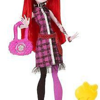 New 2014 Monster High Freaky Fusion Operetta Mattel Doll