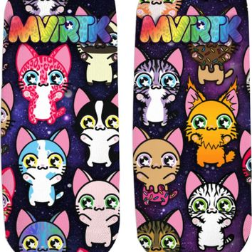 MVTRTK SPACE KITTY Socks