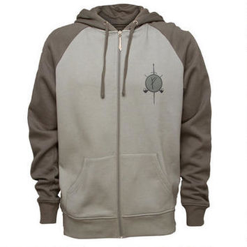 The Hobbit: An Unexpected Journey Gandalf Zip-Up Hoodie | WBshop.com | Warner Bros.
