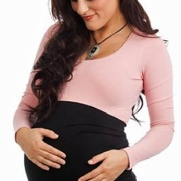 Maternity Belly Band Stretchy Nylon - Made in USA