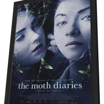 The Moth Diaries 27x40 Framed Movie Poster (2012)