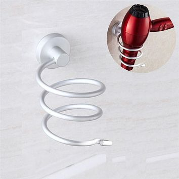 High QualityInnovative Wall-mounted Hair Dryer Stainless Steel Holder