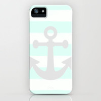 Anchor iPhone Case by Taylor Payne | Society6