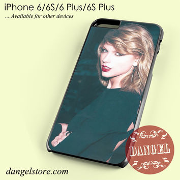 Beautiful Taylor Swift Picture Phone case for iPhone 6/6s/6 Plus/6S plus