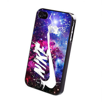 New Nike Nebula Galaxy Print On Hard Case For iPhone 4/4s 5/5s 6s 6s plus