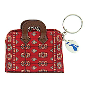 Mary Poppins: The Broadway Musical - Carpet Bag Keychain