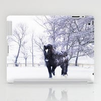 Horse  iPad Case by Tanja Riedel