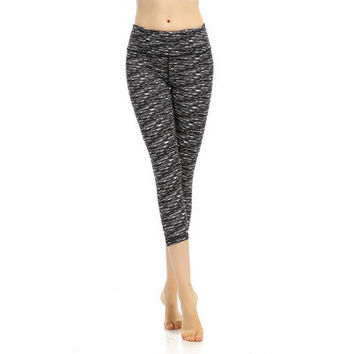 Women Suit Fitness Sportswear Stretch Exercise Yoga  Trousers Pants _ 13000