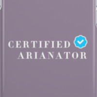 Ariana Grande - Certified Arianator by bellissimax