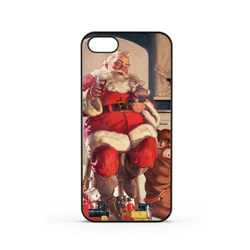 Santa Coke iPhone 5 / 5s Case